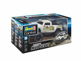 Revell Control New Mud Scout afstandbestuurbare auto 40MHz