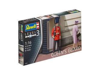 Revell Queen\'s Guard in 1:16 bouwpakket