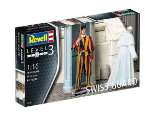 Revell Swiss Guard in 1:16 bouwpakket