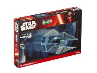Revell TIE Interceptor in 1:90 bouwpakket