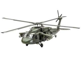 Revell UH-60A Transport Helicopter in 1:72 bouwpakket