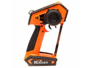 Spektrum DX5 Rugged DSMR Orange (alleen zender)