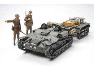 Tamiya French Armored Carrier UE - 1:35 bouwpakket