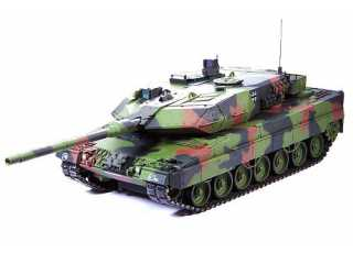 Tamiya RC Tank 1/16 Leopard 2 A6 Full Option Kit