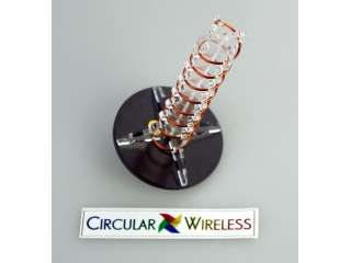 Team Black Sheep CIRCULAR WIRELESS 5.8GHZ HELIAXIAL ANTENNA RPSMA