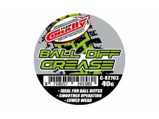 Team Corally - Ball diff grease 25gr - Ideal for ball diffs