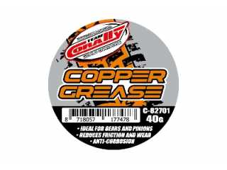 Team Corally - Copper Grease 25gr - Ideal for CVD / CVA joints - Anti-seize compound - Anti-corrosion
