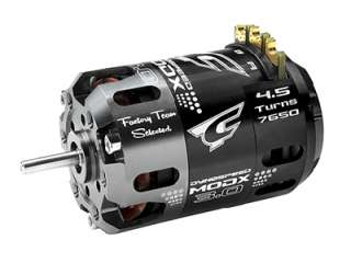Team Corally Dynospeed MODX 3.0 - 1/10 Sensored Competition Brushless Motor - 4.5 Turns - 7650 KV