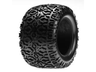 Team Losi 420 ATX Tires with Foam 2 LST2 XXL/2 - LOSB7202