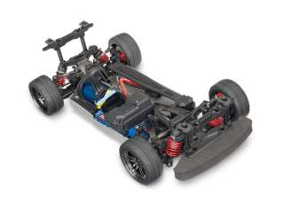 Traxxas 4-Tec 2.0 4WD VXL Chassis