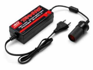 Traxxas AC to DC Power Supply Adapter - TRX2976G