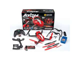 Traxxas Aton quadcopter RTF & 2-assige gimbal
