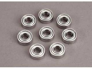 Traxxas Ball bearings 5x11x4mm - TRX4607