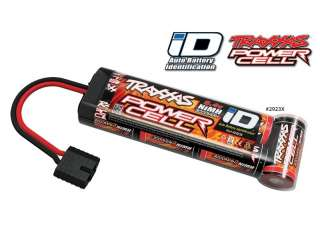 Traxxas Battery Power Cell 3000mAh NiMH, 7-C flat 8.4V - TRX2923X