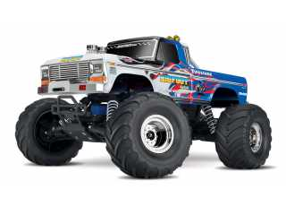 Traxxas Big Foot No.1 The Original Monster 2019 Truck RTR 2.4Ghz - inclusief Power Pack
