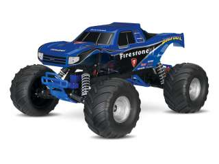 Traxxas Bigfoot XL5 2WD Monster Truck RTR 2.4Ghz - blauw