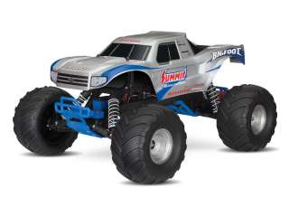 Traxxas Bigfoot XL5 2WD Monster Truck RTR 2.4Ghz - grijs