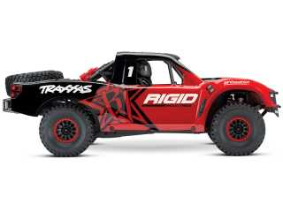 Traxxas Body, Desert Racer, Rigid Edition (painted)/ decals - TRX8514
