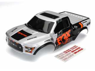 Traxxas Body, Ford Raptor, Fox (heavy duty)/ decals - TRX5826T
