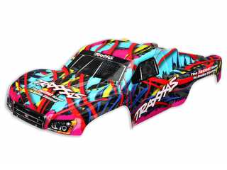 Traxxas Body, Slash 4X4, Hawaiian graphics (painted, decals applied) - TRX5849