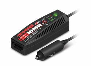 Traxxas Charger, DC, 4 amp (6 - 7 cell, 7.2 - 8.4 volt, NiMH) - TRX2975