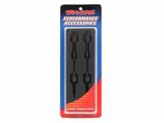 Traxxas Driveshafts, rear, steel-spline constant-velocity (complete assembly) (2) (fits 2WD Rustler/Stampede) - TRX1951R