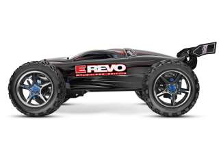 Traxxas E-Revo Brushless monster truck RTR TSM 2.4Ghz