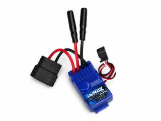 Traxxas Electronic Speed Control, LaTrax, waterproof (assembled with bullet connectors) - TRX3045R