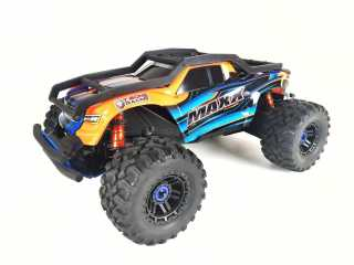 Traxxas MAXX 4S - T-Bone Racing EXO Cage External Roll Cage