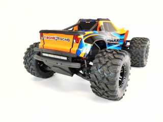 Traxxas MAXX 4S - T-Bone Racing XV4 Rear Bumper