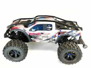Traxxas X-Maxx 6S & 8S - T-Bone Racing R1 EXO Cage External Roll Cage