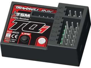 Traxxas Receiver micro TQi 2.4GHz with telemetry & TSM 5-channel - TRX6533