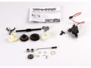 Traxxas Reverse installation kit (includes all components to add mechanical reverse (no Optidrive) to T-Maxx® 3.3) (includes 2060 sub-micro servo) - TRX4995X