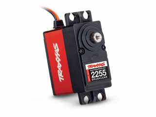Traxxas Servo, digital high-torque 400 brushless, metal gear (ball bearing), waterproof - TRX2255