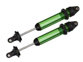 Traxxas Shocks GTX aluminum green-anodized 2 - TRX7761G
