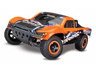 Traxxas Slash VXL Special Edition Orange Shourt-Course Truck RTR TSM 2.4Ghz