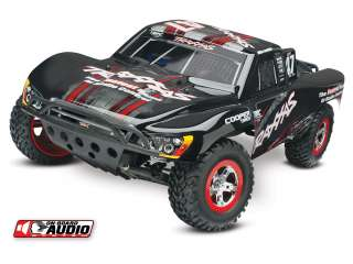 Traxxas Slash XL5 2WD Shourt-Course Truck RTR OBA 2.4Ghz + NiMH accu en lader