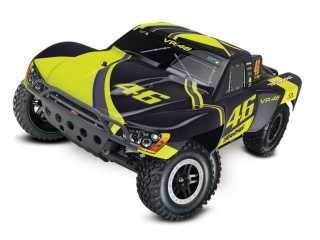 Traxxas Slash XL5 2WD VR46 Valentino Rossi edition Short Course Truck RTR 2.4Ghz - inclusief Power Pack