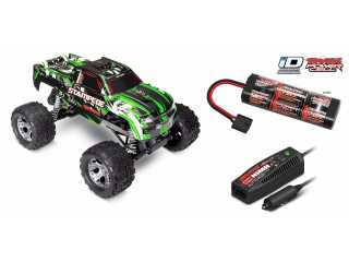 Traxxas Stampede XL5 2WD Monster Truck RTR 2.4Ghz Groen - inclusief Power Pack