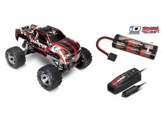 Traxxas Stampede XL5 2WD Monster Truck RTR 2.4Ghz Rood - inclusief Power Pack