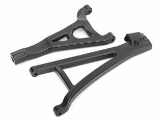 Traxxas Suspension arms front (left) heavy duty (upper (1) lower (1) - TRX8632