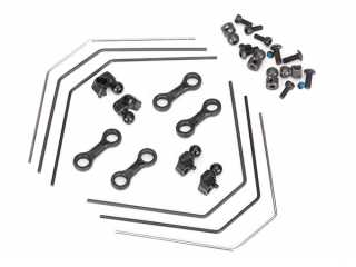 Traxxas Sway bar kit 4-Tec 2.0 (front and rear) - TRX8398