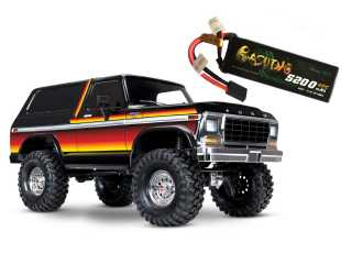 Traxxas TRX-4 1979 Ford Bronco Crawler RTR - inclusief Power Pack