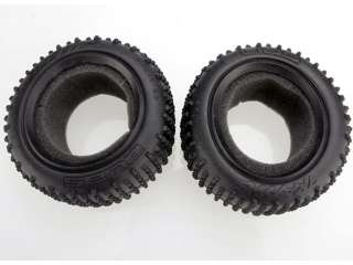 "Traxxas Tires Alias 2.2"" rear 2 foam inserts Bandit soft compound - TRX2470"