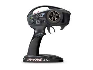Traxxas Transmitter, TQi Traxxas Link enabled, 2.4GHz high output, 2-channel (transmitter only) - TRX6528
