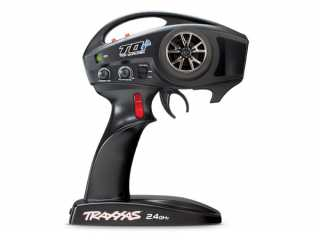 Traxxas Transmitter, TQi Traxxas Link enabled, 2.4GHz high output, 3-channel (transmitter only) - TRX6529