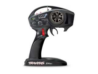 Traxxas Transmitter, TQi Traxxas Link enabled, 2.4GHz high output, 4-channel (transmitter only) - TRX6530