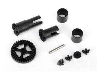 Traxxas Gear set differential output gears & spider gears - TRX7579