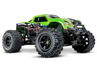 Traxxas X-Maxx 8S Brushless Monster truck RTR Groen - Model 2020