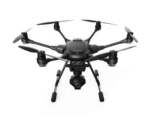 Yuneec Typhoon H Professional hexacopter RTF - Inclusief rugzak, 2x accu, wizard stick, RealSense